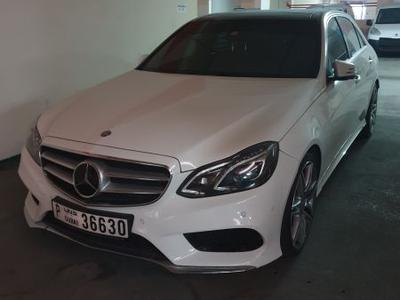 Mercedes-Benz E-Class 2015 MERCEDES BENZ AMG