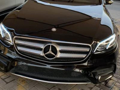 Mercedes-Benz E-Class 2017 Mercedes E400 2017 very clean and low milage