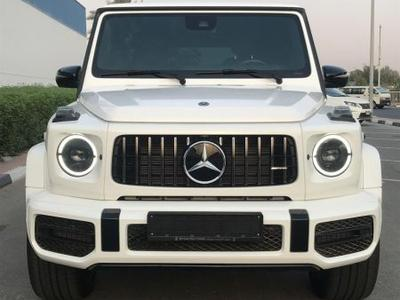 مرسيدس بنز الفئة-G 2019 0kms, Gcc,5 years warranty + service contract
