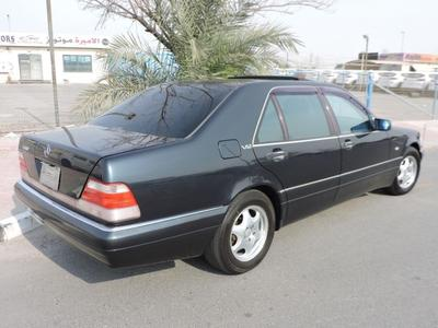 مرسيدس بنز الفئة-S 1998 A Very Clean S500l For Sale