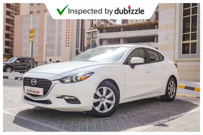 مازدا 3 2017 Inspected Car | 2017 Mazda 3 1.6L | Full Serv...