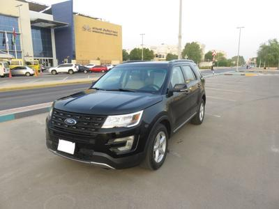 فورد إكسبلورر 2017 Explorer with Warranty and Service contract t...