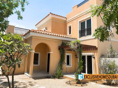 Property for Sale photos in The Villa: Villa Specialist| Mazaya A2 + 5 Bed| Pool - 1