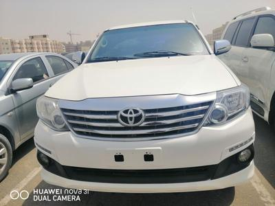 Toyota Fortuner 2015 toyota fortuner 2015 excellent condition