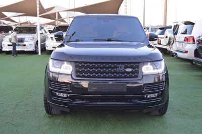 Land Rover Range Rover 2014 RANGE ROVER VOGUE SUPERCHARGED 2014