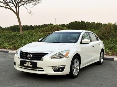نيسان التيما 2014 Nissan Altima 2014 SV-GCC-100% Accident Free-...