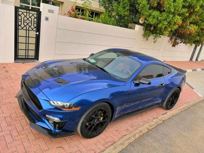 Ford Mustang 2018 Special offer mustang 2018 low mailage