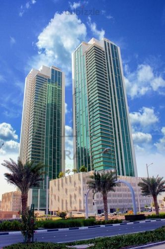 Property for Sale photos in Al Reem Island: Good Deal   2BR W/ Storage W/ Partial Sea View - 1