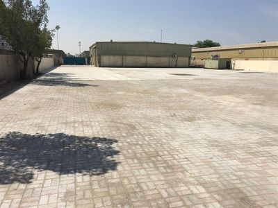 Property for Rent photos in Umm Al Quwain Marina: Umm Al Quwain  2000SqFt  warehouse insulated high ceiling  with toilet - 1