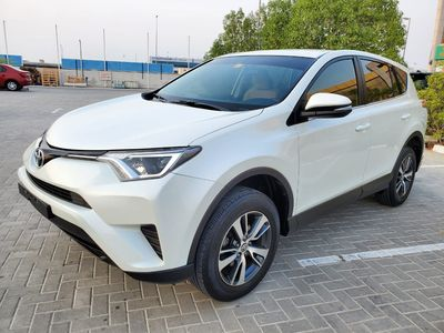تويوتا راف 4 2017 Toyota Rav 4 2017 GCC MidOption in Excellent ...