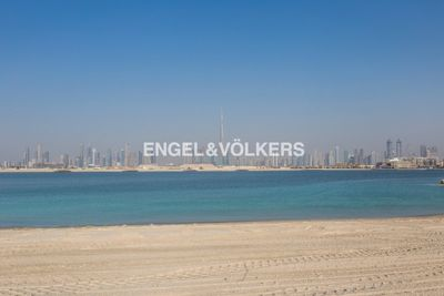 Property for Sale photos in Jumeirah Bay Island: Build your Dream Home|Stunning Beachfront Property - 1