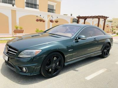 Mercedes-Benz CL-Class 2008 2008 CL 63 AMG excellent condition