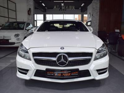 Mercedes-Benz CLS-Class 2013 CLS-500 AMG, VIP Seats - Single Owner, Excell...