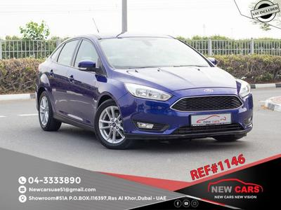 Ford Focus 2015 FORD FOCUS 2015 - GCC - ZERO DOWN PAYMENT - 5...