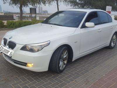 BMW 5-Series 2009 BMW 525i, 2009, full option, GCC specs, in ve...
