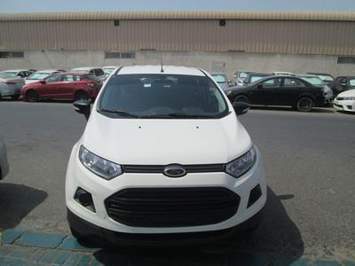 Ford Ecosport 2016 FORD ECOSPORT 2016 MID,LOW EMI MONTHLY AED 36...
