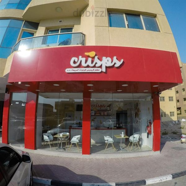 Property for Sale photos in Al Jarrf: Running restaurant for sale with good income in jurf 2 Ajman - 1