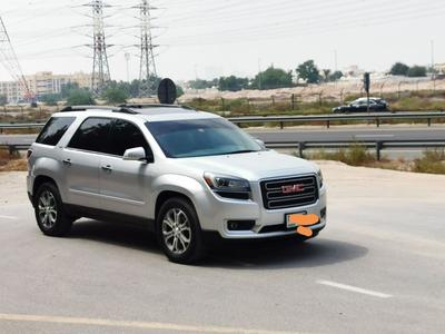 GMC Acadia 2014 GMC Acadia 2014 SLT GCC V6 Full option Panora...