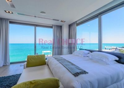 Property for Sale photos in Nurai Island: Unparalleled Water Edge Luxury Living|4BR Villa - 1