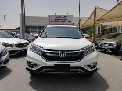 Honda CR-V 2016 HONDA CRV 2016 FULL OPTIONS IN GREAT CONDITIO...