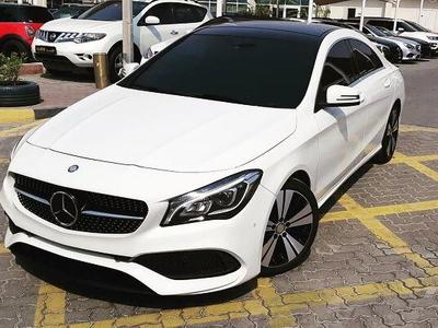 Mercedes-Benz CLA 2017 MERCEDES-BENZ CLA250 2017 Japan imported only...