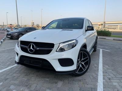 Mercedes-Benz GLE Coupe 2016 MERCEDES GLE450 COUPE ///AMG - 4 MATIC - GCC ...