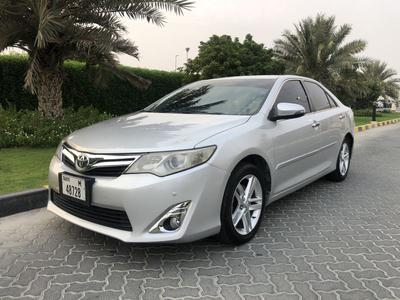 Toyota Camry 2015 Toyota Camry SE 2015 GCC full auto accident f...