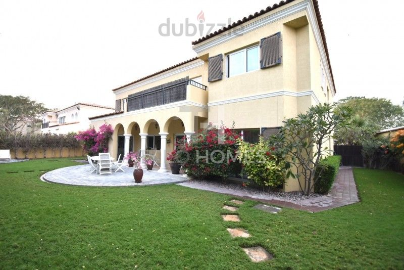 Property for Sale photos in Green Community: EXCLUSIVE VILLA | Immaculate condition - 1