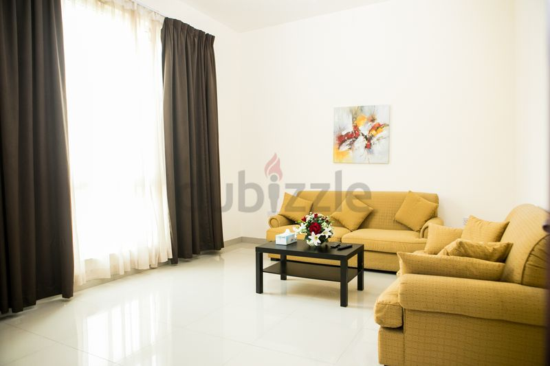 Property for Rent photos in Shakhbout City (Khalifa City B): Fully Furnished Serviced Apartment| Weekly| 0 Commission - 1
