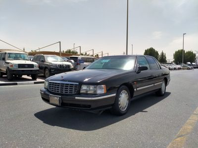 Cadillac Fleetwood 1999 CADILLAC CONCOURS JAPAN IMPORTED