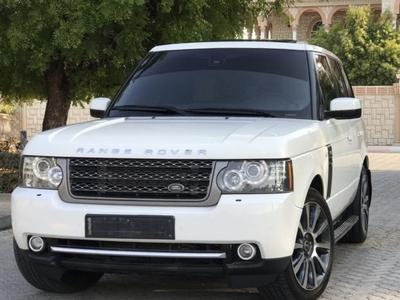 لاند روفر رينج روفر 2007 RANGE ROVER VOICE 2007  BODY KIT 2012 VERY GO...