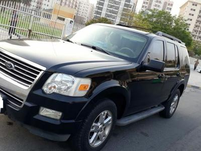 فورد إكسبلورر 2010 FORD EXPLORER- 2010 FOR SALE