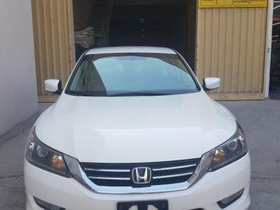 Honda Accord 2014 اكورد 2014 فل اتوماتيك اوراق جمارك بحاله ممتا...