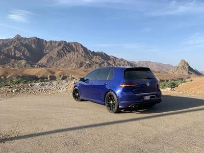 Volkswagen Golf R 2016 Mk 7 Golf R Tapiz Blue, make a serious offer