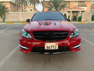 Mercedes-Benz C-Class 2011 C300 2011 with AMG kit