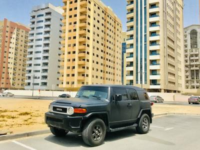Toyota FJ Cruiser 2009 A WELL MAINTAIN TOYOTA FJ CRUISER 4.0 V6 4WD ...