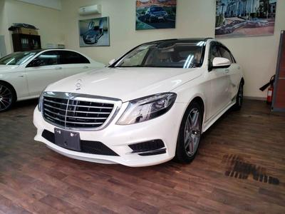 Mercedes-Benz S-Class 2015 ONLY 6000 KM , S550L IMPORTED FROM JAPAN