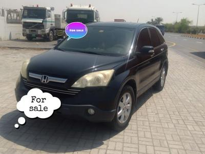 Honda CR-V 2008 HONDA CRV 2008 MODEL FULL OPTION CAR FOR SALE