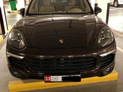 Porsche Cayenne 2016 Cayenne S in a brand new condition very low m...