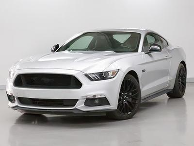 Ford Mustang 2015 Ford Mustang G.T 5.0 (REF NO. 14915)