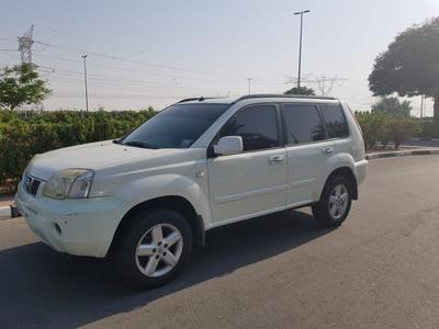 نيسان اكس تريل 2005 Nissan X-trail 2005 Gcc 4wd Good condition