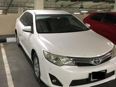 Toyota Camry 2013 URGENT SALE TOYOTA CAMRY