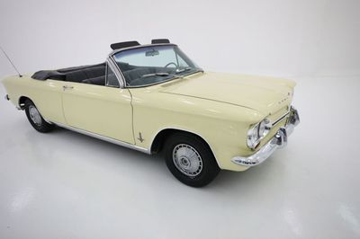 Chevrolet Cavalier 1964 Model 1964 | V4 engine | Convertible | 15' al...