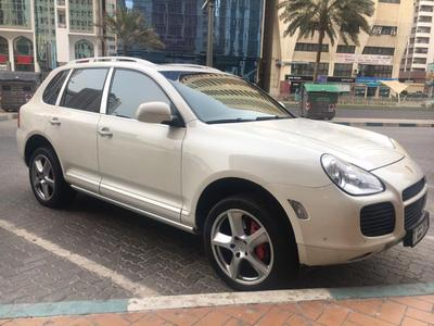 Porsche Cayenne 2004 Porsche Cayenne Turbo - Luxury - Registered t...