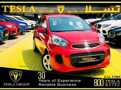 Kia Picanto 2016 LOW MILEAGE!!! / PICANTO / HATCHBACK / GCC / ...