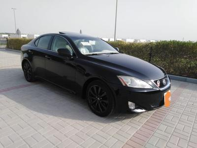 Lexus IS-Series 2006 Lexus is 250 Model 2006 Full Options Free acc...
