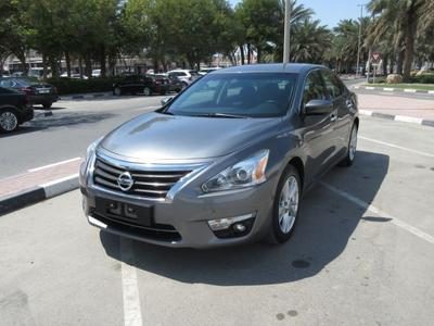 نيسان التيما 2016 GCC ALTIMA 2016 SV MID OPTION FOR SALE-BANK L...