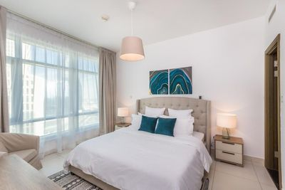 Property for Rent photos in Downtown Dubai: Last Minute Offer! Cozy 1BR Apt I Lofts East Downtown - 1