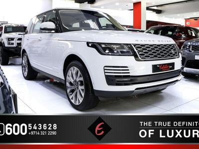Land Rover Range Rover 2019 *{2019} RANGE ROVER VOGUE WITH 21 INCH RIMS W...