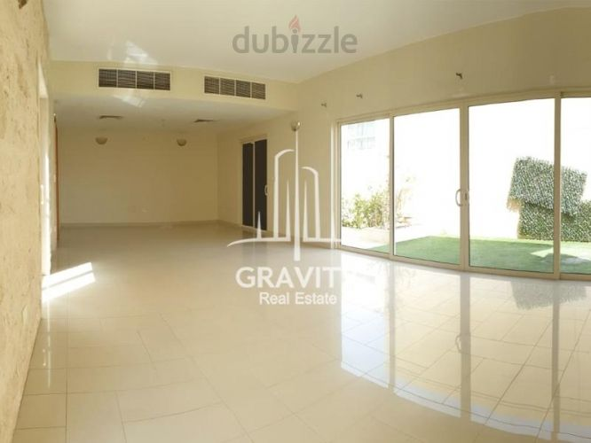 Property for Sale photos in Abu Samrah: Well-maintained Corner Type A Villa in Al Raha - 1